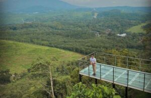 Goa Rong View Salatiga Jawa Tengah