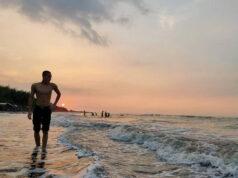 Pantai Larangan Indah Tegal