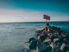 Pantai Muarareja Tegal Jawa Tengah