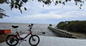 Pantai Talang Siring Pamekasan