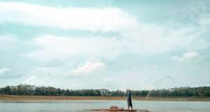 Waduk Gunungrowo Pati Jawa Tengah