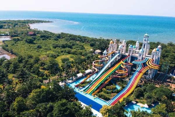 jepara ourland water park