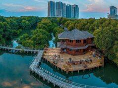 wisata alam mangrove jakarta